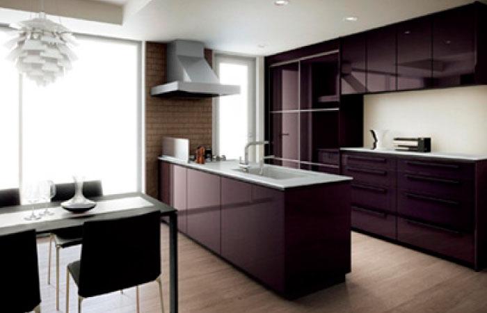 キッチン全面リフォーム イメージ写真
