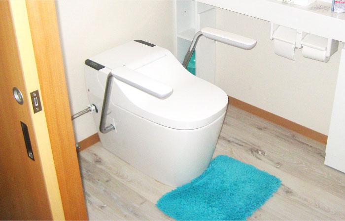 トイレ全面リフォーム イメージ写真