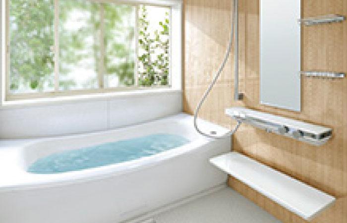 浴室全面リフォーム イメージ写真